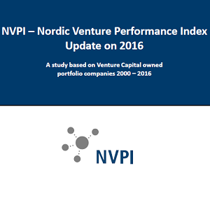 Nordic Venture Capital: 2016 was another strong exit year