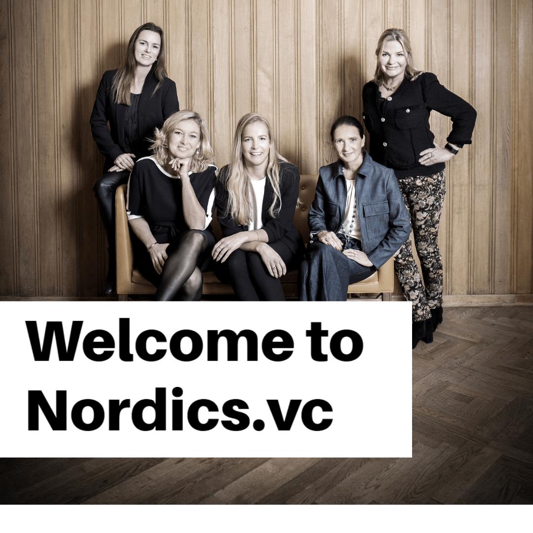 Nordics.vc: Det nye onlineunivers om venturefonde og startups i Norden